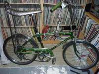 up for sale is nice 1969 schwinn stangray 600.00 or