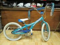 Schwinn Stardust Girls Bike. Hi-Ten Steel Unisex
