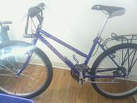 Type:BicycleType:Unisex 21 speed , 26 inch rims, back