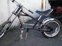 Schwinn Sting Ray Chopper Bicycle Very Nice!!!!  Asking