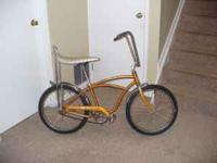 vintage schwinn stingray very good shape new schwinn