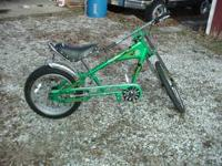 04 schwinn stingray oc chopper, riden very little.