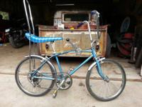 Im selling my 1968 schwinn stingray. Everything works