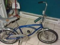 I have a 1979 schwinn stingray mini for sale. The paint