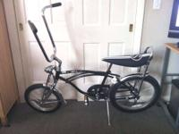 This is for a used rare fully functional Schwinn