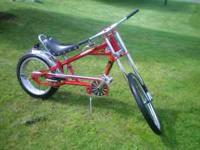 Original Orange County Chopper Bicycle- Excellent