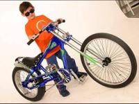 Schwinn Stingray OCC Orange County Choppers Blue and