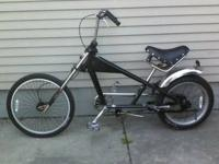 Schwinn Stingray Orange County Chopper Bike.  Model