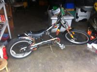 SCHWINN STINGRAY ORANGE COUNTY OCC CHOPPER BICYCLE-