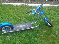 scooter is in excellent condition I have a motor that