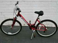 "I have a Schwinn Suburban 26"" Women's 21 speed Bicycle."