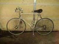 i have aschwinn tempo bicycle made for riding across