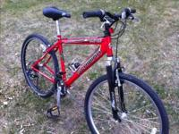 I have a Schwinn Traveres that has little use. The bike