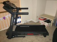schwinn treadmill missing one cover piece(doesn't need
