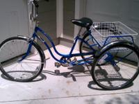 Used (bought in 1988) Schwinn Three Wheel Bicycle. 3