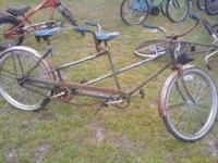 This is a real neat old , Late 50's model Schwinn