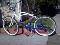 Selling my Schwinn Cruiser. Paint job has some maturity
