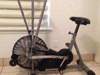 Schwinn Upright Airdyne Evolution Comp Bike in