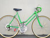 For sale from the Green Bicycle Depot, a Schwinn