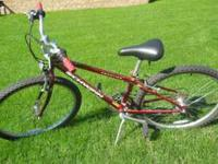 Have a like new Woman's Frontier Schwinn bicycles with