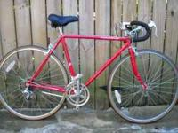I have a Schwinn World Sport road bike for sale in