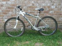 "Schwinn 26"" Mountain Bike, All Aluminum, Front"