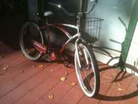 "26"" Anniversary edition...great bike...call to take a"