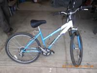 "26"" schwinn bicycle. Good shape. Call if interested"