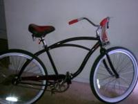 I am selling my Schwinn Sanctuary Cruiser bicycle that