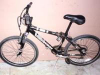 "SCHWINN ""HIGH PLAINS"" MOUNTAIN BIKE, 24"" FRONT"