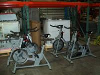 (3) Schwinn IC Pro Bike to choose from. When calling or