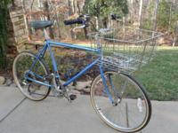 1980'S SCHWINN MIRADA ROAD BIKE IN GOOD CONDITION.