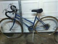 I have vintage Schwinn Sprint 10 speed roadbike great