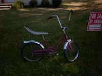 Schwinn Fair Lady overall good condition, tires hold