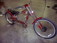 THIS IS A NEW STYLE STING RAY KID'S BIKE. THEY WERE