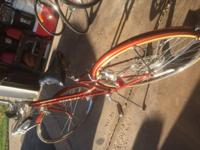 Nice Schwinn Suburban 5 speed Paint and chrome really