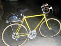 1970's vintage in excellent condition. New tires/tubes,