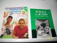 SCIENCE FAIR PROJECTS: NEW: $9.99; NOW:$4  SCIENCE IN