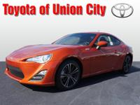 Don't let this 2013 Scion FR-S drive away without you!