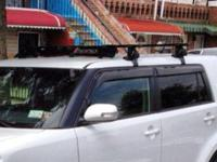 Inno Roof Rack with key lock and will include Wind