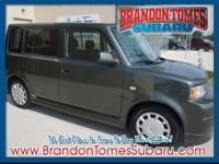 This green 2006 Scion xB might be just the wagon for