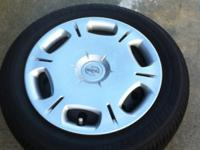 I have 4 new Scion XB STOCK RIMS, TIRES and WHEEL