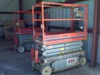 2005 Skyjack Scissor lift model 3219 , maintenance