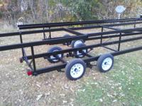 Take an additional $50 off each trailer till spring. 20
