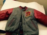 Scooby doo reversible kids jacket never used had for 15