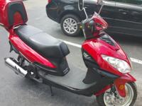 Scooter 150cc in Excelent conditins, like new!