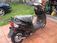 BRAND NEW SCOOTER, BUYER WILL RECEIVED CERTIFICATE OF