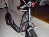 Fantastic condition! Brakes, kickstand, nipples still