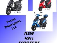 Fusion Powersports has the most affordable 49cc