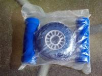 Scooter Replacement Wheels & Cushioned Hand Grips